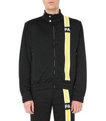 palm angels sweatshirt with zip