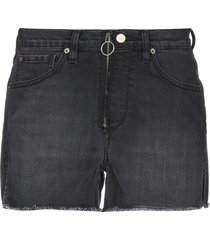 acynetic denim shorts
