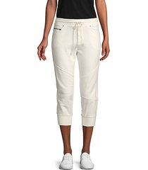 classic cotton capri pants