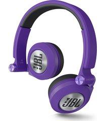 audífonos jbl synchros e30, diadema purpura