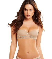 brasier realce medio beige st even
