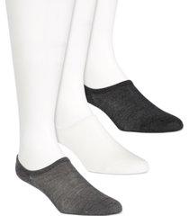 lemon women's 3-pk. butter silk ped socks