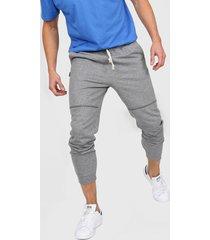 pantalón gris   okey 1155