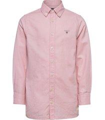 archive oxford b.d shirt overhemd roze gant