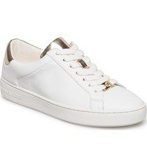 irving lace up låga sneakers vit michael kors shoes