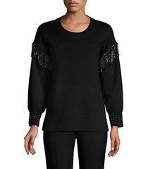 marissa embellished sweater