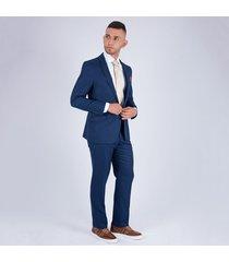 traje formal linea europa para hombre pierre d'agostiny azul navy