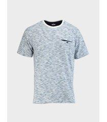 camiseta bicolor para hombre 08771