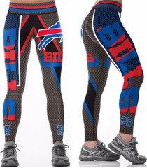 buffalo bills nfl leggings #28 - higher quality womens fan gear