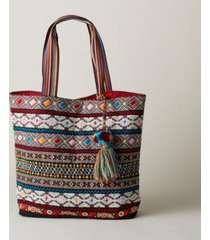 sundance catalog women's marrakesh market tote