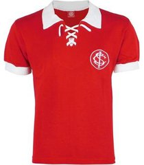 camisa internacional retrô corda 1922 tricô masculina
