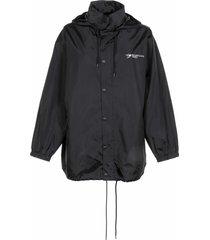 balenciaga balenciaga rain coat