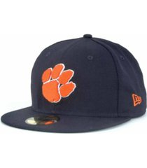 new era clemson tigers 59fifty cap
