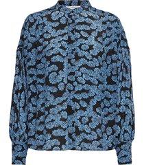 lauren shirt overhemd met lange mouwen blauw lovechild 1979