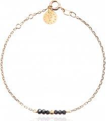 bransoletka z mini kamieniami kolekcja gemma kamień spinel