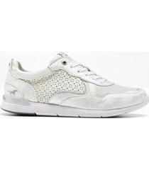 sneaker mustang (argento) - mustang
