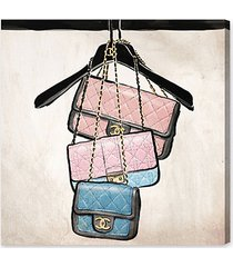 closet purses fine art