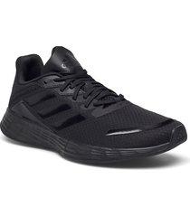 duramo sl w shoes sport shoes running shoes svart adidas performance