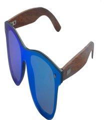 óculos de sol aoa brasil florida azul espelhado