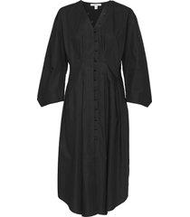 emi jurk knielengte zwart dagmar