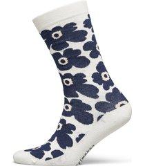 hieta unikko socks lingerie hosiery socks multi/mönstrad marimekko