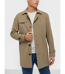 selected homme slhtimes coat b jackor ljus brun