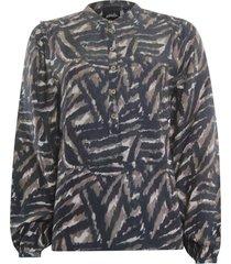 blouse multi