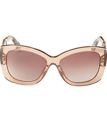 57mm square sunglasses