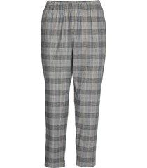 naiomi pantalon met rechte pijpen grijs baum und pferdgarten
