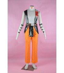 mortal kombat 3 kung lao cosplay costume men halloween carnival outfit