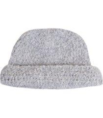 boucle peruvian hat