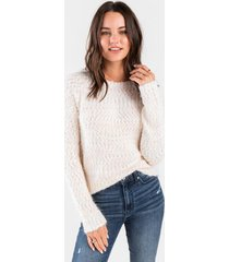 laureen pullover sweater - ivory