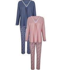 pyjamas harmony gammalrosa::rökblå