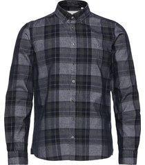 arthur bd ls shirt overhemd casual blauw casual friday