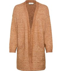 cardigan-knit light gebreide trui cardigan beige brandtex