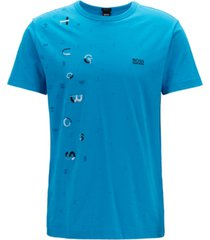 boss men's tee 9 cotton jersey t-shirt