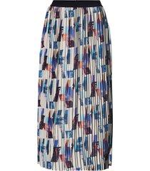 kjol serena plisse skirt