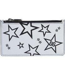 dolce & gabbana designer men's bags, zipped credit card holder