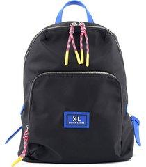 mochila negra xl extra large caty