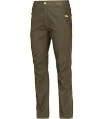 pantalon terrain cotton pants verde militar lippi
