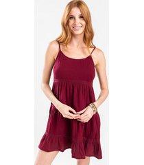 kirsten burgundy dress - burgundy