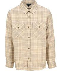a.p.c. conrad overshirt