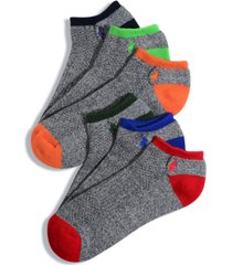 polo ralph lauren men's socks, athletic liner 6 pack