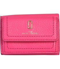 marc jacobs mini snapshot trifold wallet