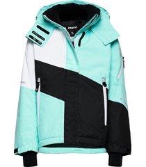 seal outerwear snow/ski clothing snow/ski jacket blauw reima