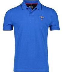 blauw poloshirt aeronautica militare