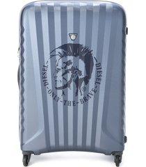 diesel travel bag - blue