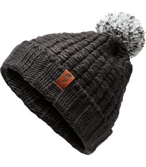 gorro the north face cozy chunky preto