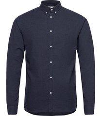 desert shirt overhemd casual blauw les deux