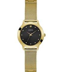reloj guess chelsea/ w1197l5 - dorado